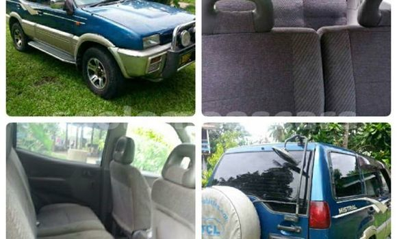 Buy Used Nissan Mistral Other Car in Tulagi in Central