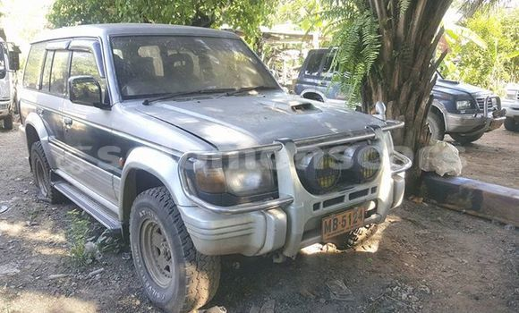 Buy Used Mitsubishi Pajero Other Car in Auki in Malaita
