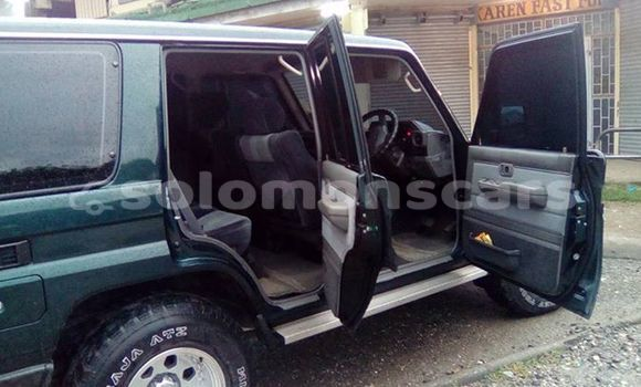 Buy Used Toyota Land Cruiser Other Car in Gizo in Western