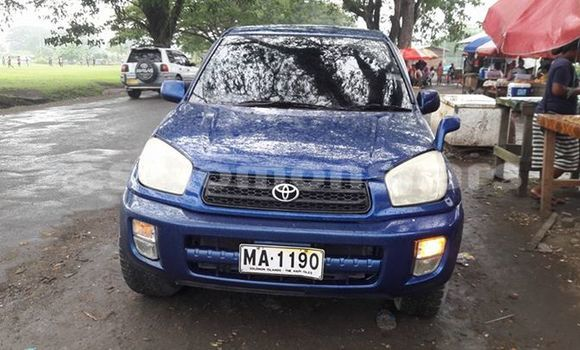 Buy Used Toyota RAV4 Other Car in Gizo in Western