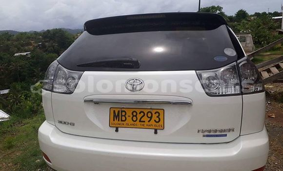 Buy Used Toyota Harrier Other Car in Auki in Malaita