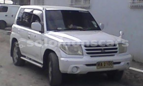 Buy Used Mitsubishi Pajero Other Car in Honiara in Guadalcanal