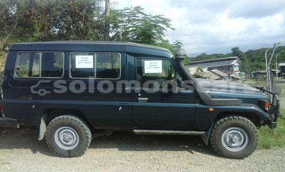 Buy Used Toyota Land Cruiser Other Car in Buala in Isabel