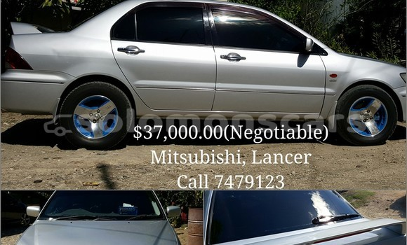Buy Used Mitsubishi Lancer Other Car in Honiara in Guadalcanal