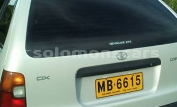 Buy Used Toyota Corolla Other Car in Honiara in Guadalcanal
