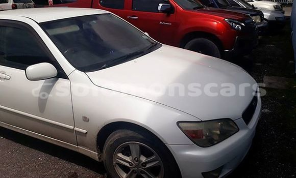 Buy Used Toyota Altezza Other Car in Honiara in Guadalcanal